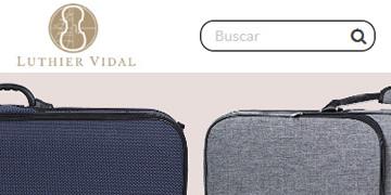 Diseno Web Luthier Mini